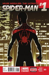 Miles Morales: Ultimate Spider-Man (2014) -1- Issue 1