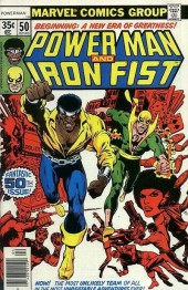 Power Man and Iron Fist (1978) -50- Freedom!