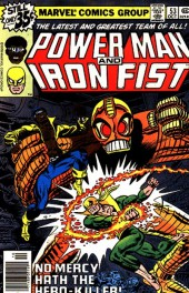 Power Man and Iron Fist (1978) -53- Death-Plunge!