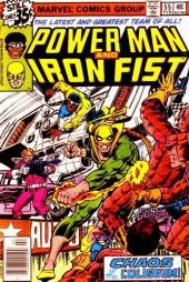 Power Man and Iron Fist (1978) -55- Chaos at the Coliseum!