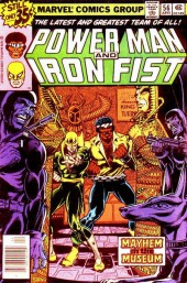Power Man and Iron Fist (1978) -56- The Scarab's Sting!