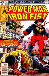 Power Man and Iron Fist (1978) -58- El Aguila Has Landed!