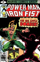 Power Man and Iron Fist (1978) -59- Big Apple Bomber