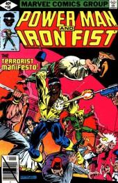 Power Man and Iron Fist (Marvel - 1978) -60- The Terrorist Manifesto!