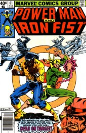 Power Man and Iron Fist (Marvel - 1978) -61- Who's Been Sleeping in My Grave?