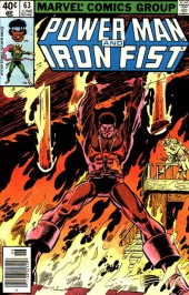 Power Man and Iron Fist (Marvel - 1978) -63- Luck and Death