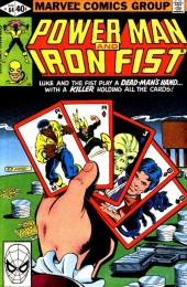 Power Man and Iron Fist (Marvel - 1978) -64- The Last Gamble