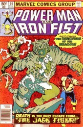 Power Man and Iron Fist (Marvel - 1978) -67- The Jade Tiger!