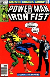 Power Man and Iron Fist (Marvel - 1978) -68- Where Enemies Gather!