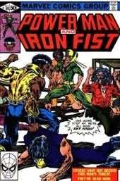 Power Man and Iron Fist (Marvel - 1978) -69- Victim Times Three!
