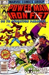 Power Man and Iron Fist (Marvel - 1978) -70- Coconut Snow