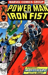 Power Man and Iron Fist (Marvel - 1978) -71- The Mountain Comes to Manhattan