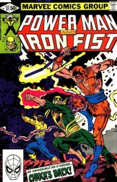 Power Man and Iron Fist (Marvel - 1978) -72- Paper Tiger!