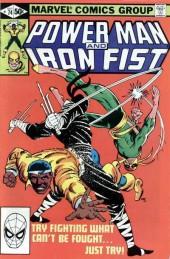 Power Man and Iron Fist (Marvel - 1978) -74- Doorway to Heaven