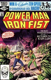 Power Man and Iron Fist (Marvel - 1978) -75- This Insubstantial Pageant Faded