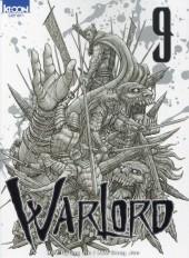 Warlord (Ki-oon) -9- Warlord