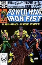 Power Man and Iron Fist (Marvel - 1978) -78- slasher