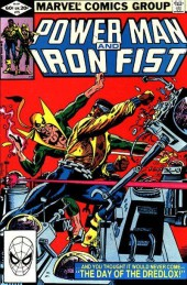 Power Man and Iron Fist (Marvel - 1978) -79- Day Of the Dredlox