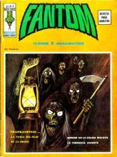 Fantom (Vol.2) -4- La furia del hijo de la noche
