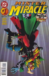 Mister Miracle (1996) -1- Stone walls do not a prison make...