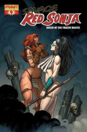Savage Red Sonja: Queen of the Frozen Wastes (2006) -4- Queen of the frozen wastes, issue 4