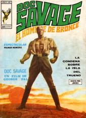 Hombre de Bronze (El) -1- La condena sobre la isla del trueno
