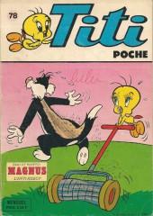 Titi (Poche) -78- Matou martien