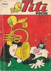 Titi (Poche) -104- Chat, ch'est du chport !