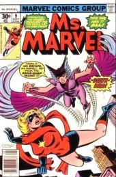 Ms. Marvel (1977) -9- Call me Death-bird!