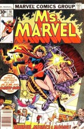 Ms. Marvel (1977) -10- Cry murder - Cry Modok!