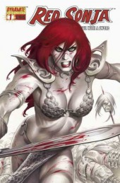 Red Sonja (2005) -1- The message