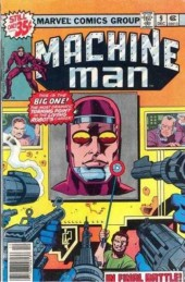 Machine Man (1978) -9- In final battle