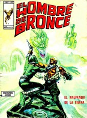 Hombre de Bronze (El) -5- El naufragio de la Tierra