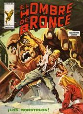Hombre de Bronze (El) -7- ¡Los monstruos!