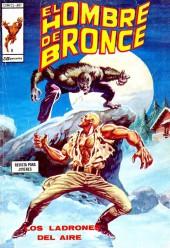 Hombre de Bronze (El) -8- Los ladrones del aire