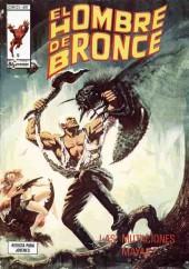 Hombre de Bronze (El) -9- Las Mutaciones Mayas