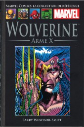 Marvel Comics - La collection (Hachette) -3713- Wolverine - Arme X