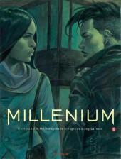 Millénium -6- La reine dans le palais des courants d'air - Seconde partie