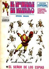 Hombre de Hierro (El) (Iron Man) Vol. 1 -15- El señor de los espías