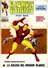 Hombre de Hierro (El) (Iron Man) Vol. 1 -18- La cólera del Dragón Blanco