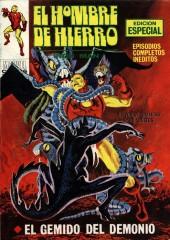 Hombre de Hierro (El) (Iron Man) Vol. 1 -20- El gemido del demonio