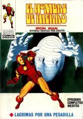 Hombre de Hierro (El) (Iron Man) Vol. 1 -22- Lagrimas por una pesadilla