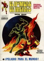 Hombre de Hierro (El) (Iron Man) Vol. 1 -23- ¡Peligro para el Mundo!