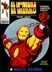 Hombre de Hierro (El) (Iron Man) Vol. 1 -24- Mortal Victoria