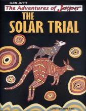 Jasper (The Adventures of) -3- The solar trial