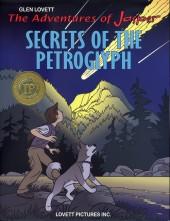 Jasper (The Adventures of) -2- Secrets of the petroglyph