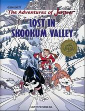 Jasper (The Adventures of) -1- Lost in skookum valley