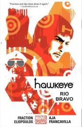 Hawkeye (2012) -INT04- Rio bravo