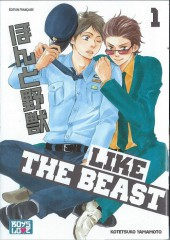 Like the Beast -1- Tome 1