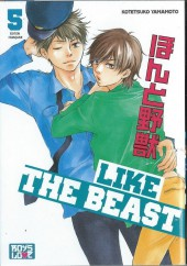 Like the Beast -5- Tome 5